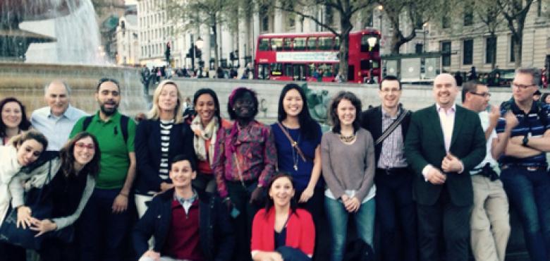 Qredits neemt deel aan Masterclass in Londen