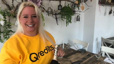 Qredits; supporter van ondernemers