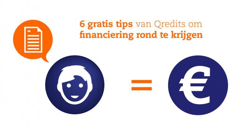 6 tips voor financiering