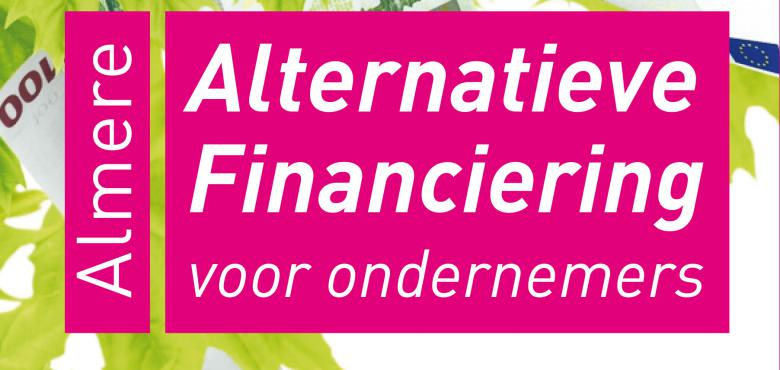 """Ondernemersevenement """"Alternatieve Financiering"""""""