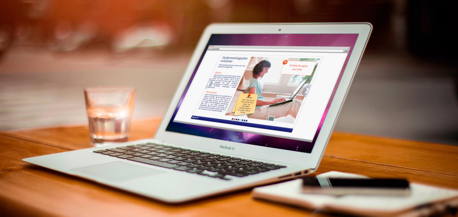 cursus ondernemingsplan schrijven E learning Ondernemingsplan Schrijven | Qredits cursus ondernemingsplan schrijven