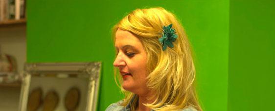 Griet creëert met haar microkrediet weer nieuwe banen