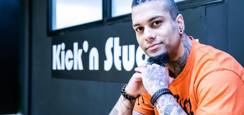 Kick'n Studios – Gil Lieveld