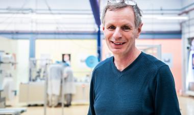 Johan Blom – De Mondmaskerfabriek