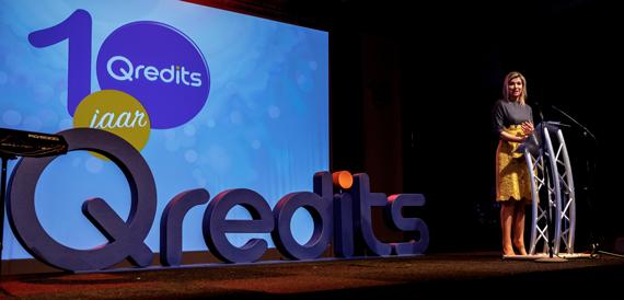 Qredits al 10 jaar kredietverstrekker voor ondernemers