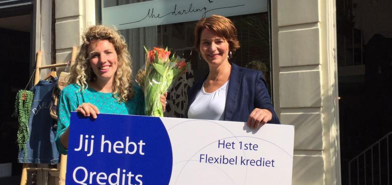 Eerste Flexibel krediet verstrekt
