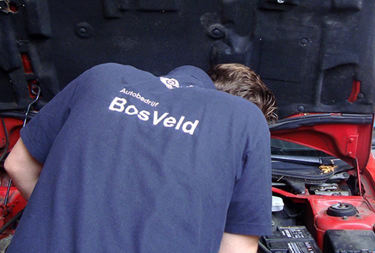 Eric en André over de start van hun autobedrijf Bosveld