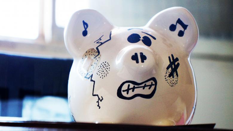Jongeren leren omgaan met geld