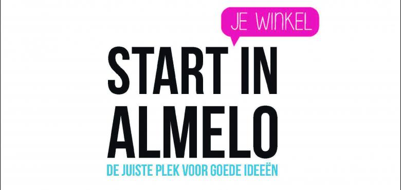 Stichting start je winkel in Almelo