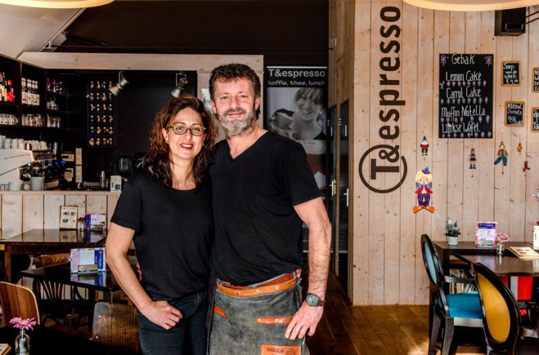 T & Espresso, de kunst van het verleiden