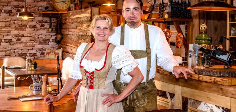 Taverne Edelweiss, een avondje op vakantie