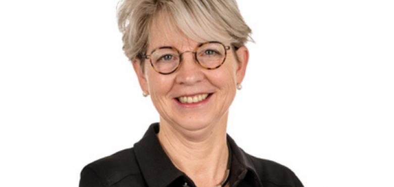 Anita Busger op Vollenbroek